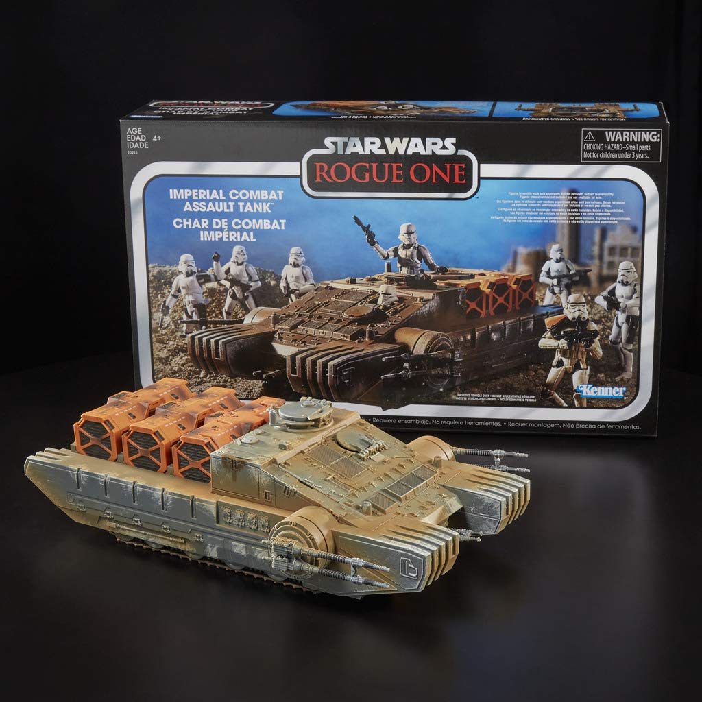 Star Wars The Vintage Collection Imperial Combat Assault Tank Hasbro E0215