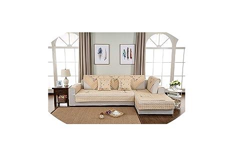 Asteria-Ashley Sofa Cover Funda de sofá de algodón ...