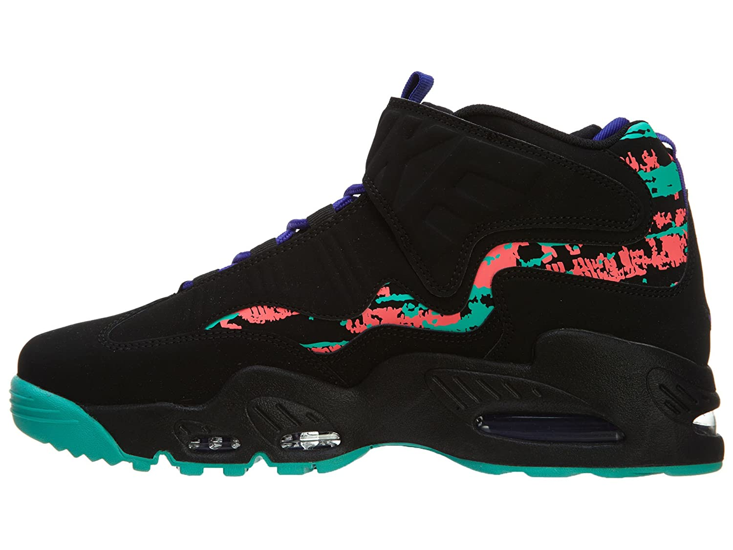 4e015bb4c8 Nike Air Griffey Max 1 Black - Dark Concord - Hyper Jade Mens 11.5:  Amazon.co.uk: Shoes & Bags