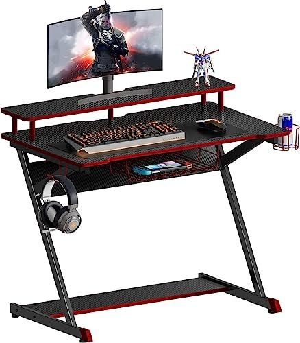 HOMOOI Gaming Desk 40″