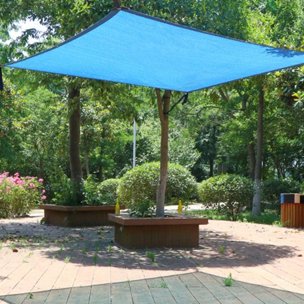 Tela/Malla de Sombra for la Piscina del Patio del jardín al Aire ...