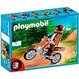 Playmobil - Moto De Motocross (5115)