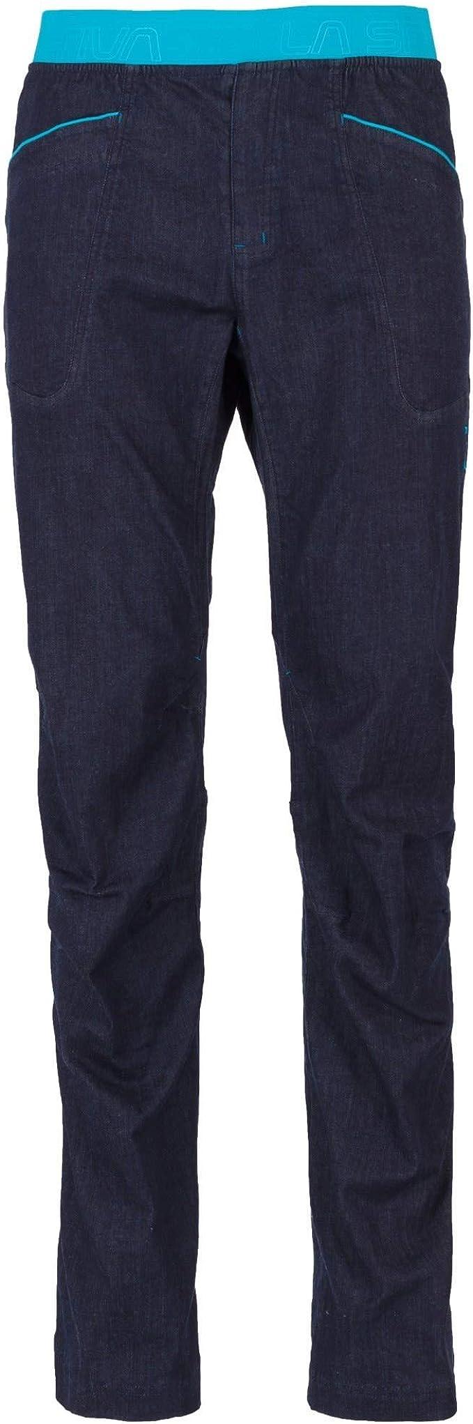 La Sportiva Cave Jeans M - Pantalón Hombre: Amazon.es: Ropa y ...