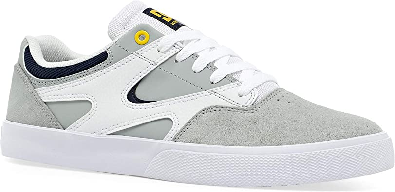 DC Mens Kalis Lite Skateboard Skate Shoe