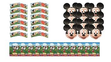 ALMACENESADAN 2433; Pack Fiesta y cumpleaños Disney ...