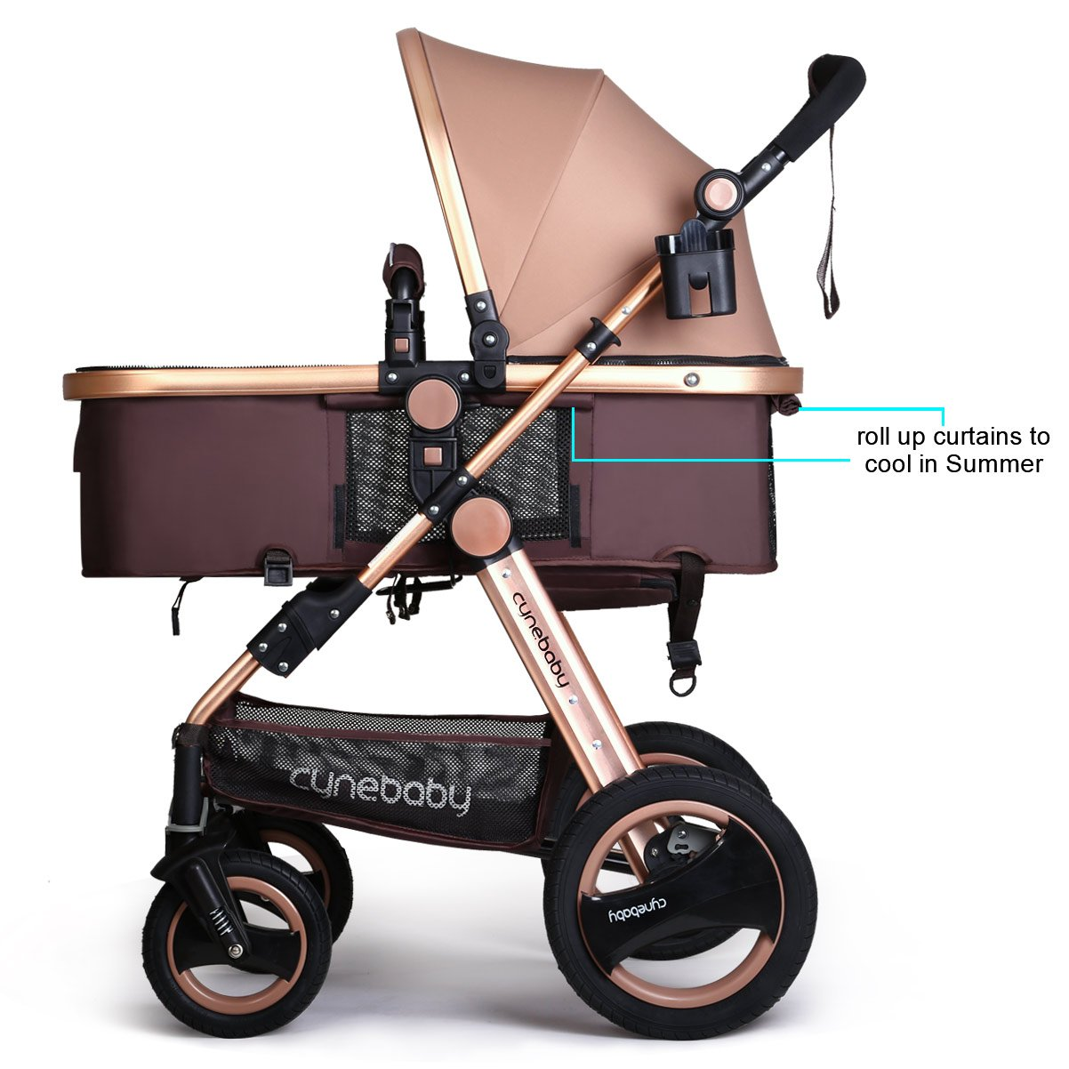 Infant Baby Stroller for Newborn and Toddler2