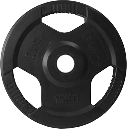 Bodyrip Olympische Hantelscheiben 2 x 15kg Scheibe Gewichte
