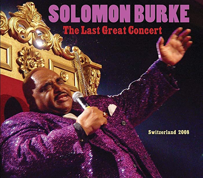 The Best Solomon Burke Baby Come On Home