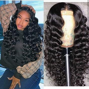 KRN Hair Full Lace Human Hair Wigs 8A Grade