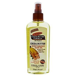 Palmer's Cocoa Butter Formula Moisturizing Hair Oil, 5.1 Fluid Ounce (Pack of 2)