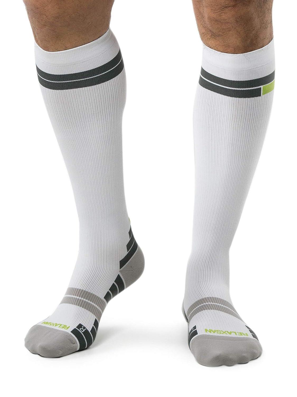 Calze sportive compressione graduata Fibra Dryarn massime prestazioni Relaxsan 800 Sport Socks