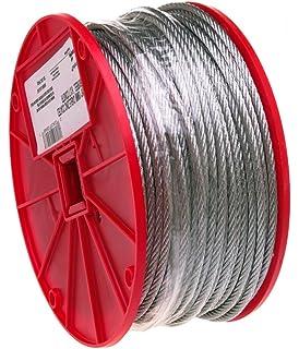 Galvanized Steel Wire Rope: Amazon.com: Industrial & Scientific
