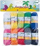 Gründl Amigurumi - Kit I de ganchillo, multicolor