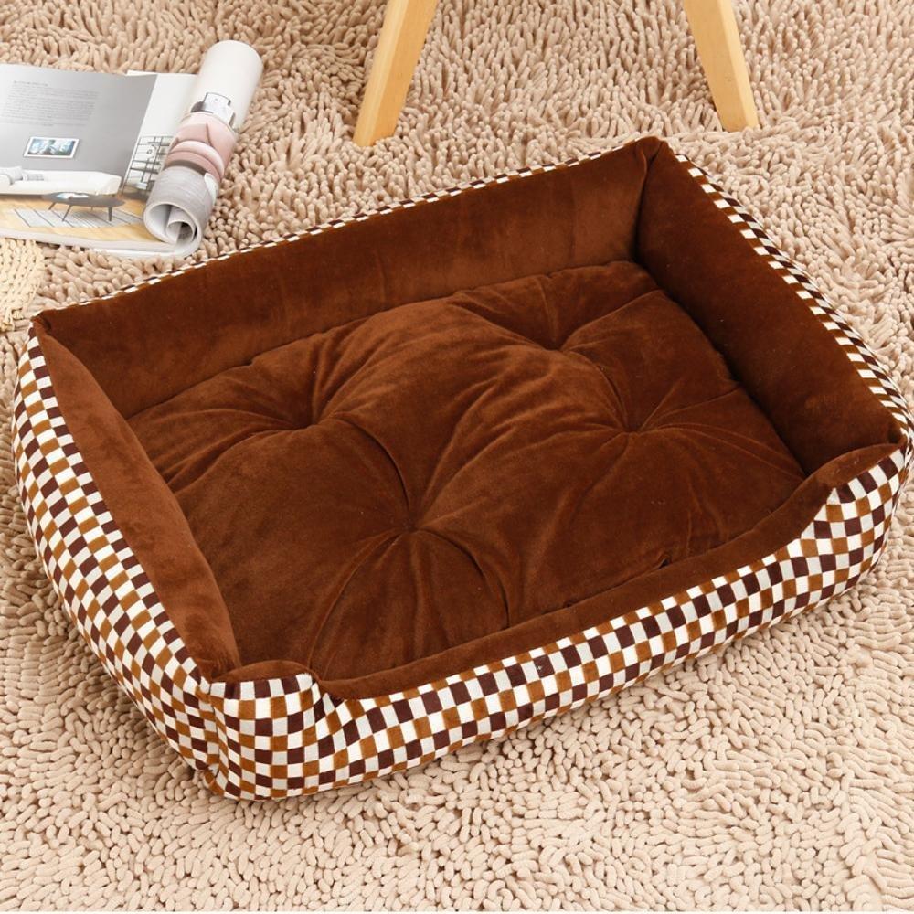 BiuTeFang Pet Bolster Dog Bed Comfort Kennel Dog Bed Dog mat Pet supplies Pet litter nest cat Nest