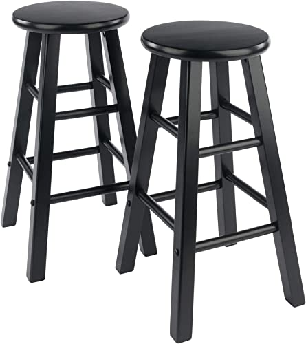 "Winsome Element 2pc Set 24"" Counter Stool"