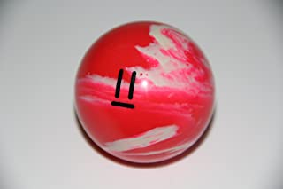 Epco Replacement Ball #11 Marbleized Glo Regulation Billiard or Pool Set, 5...