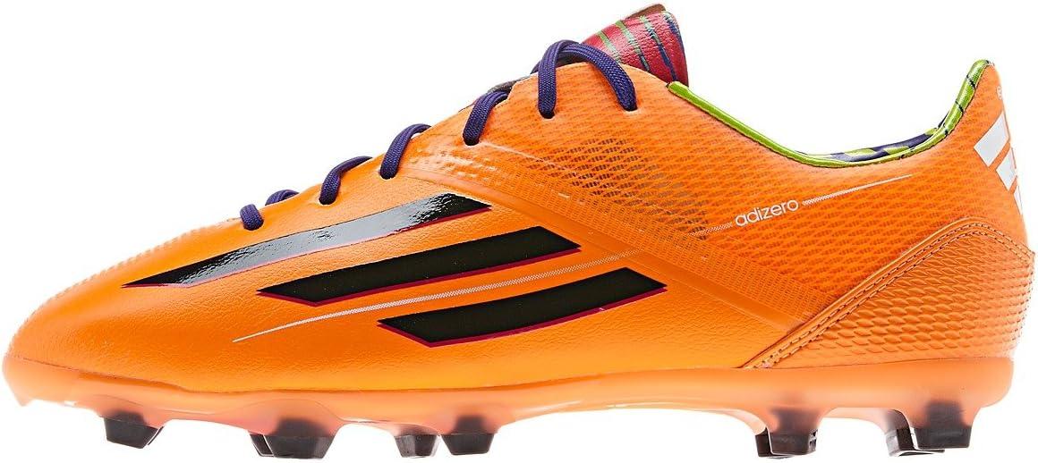 Adidas JR/Kids F50 ADIZERO TRX FG J F32732 SOLZES,CBLACK ...