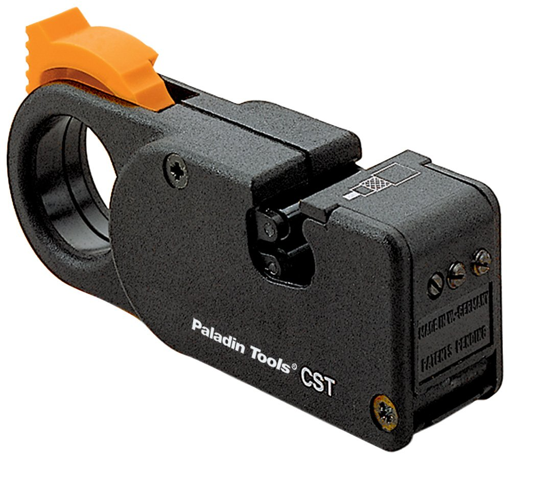 Greenlee  1248 Coaxial Stripper CST 3 Level, .344/.094, Black