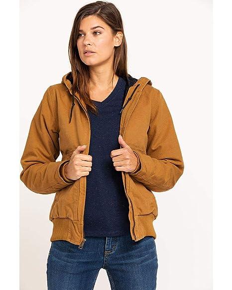 Amazon.com: Carhartt Wj130 - Chaqueta para mujer (talla ...