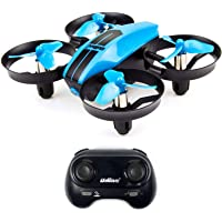 UDI U46 Mini Drone for Kids 2.4G 4CH RC Drones with Altitude Hold Headless Mode One Key Take off Landing Nano Quadcopter…