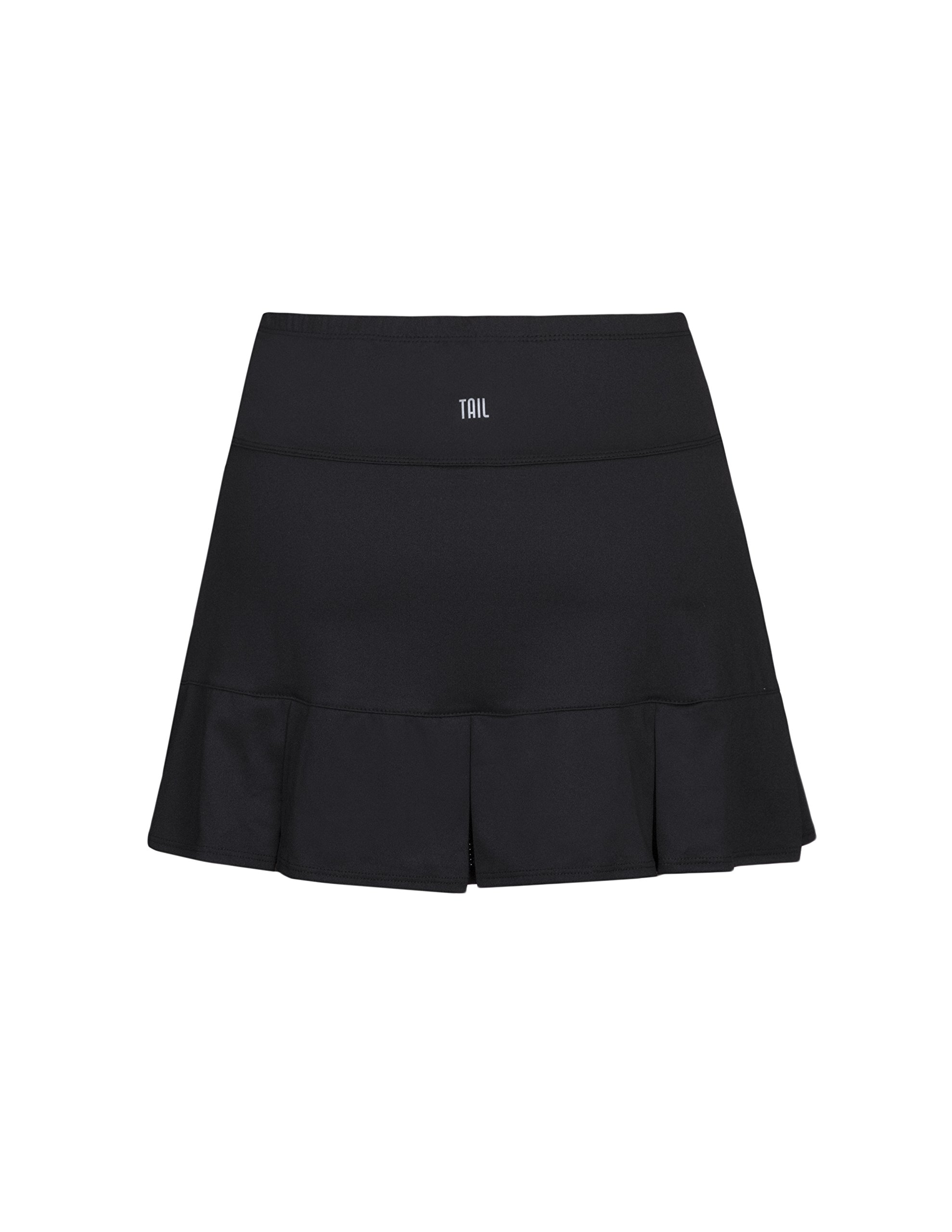 Tail Activewear Women's Doral 14.5 Length Skort XX-Large Black by Tail Activewear (Image #4)