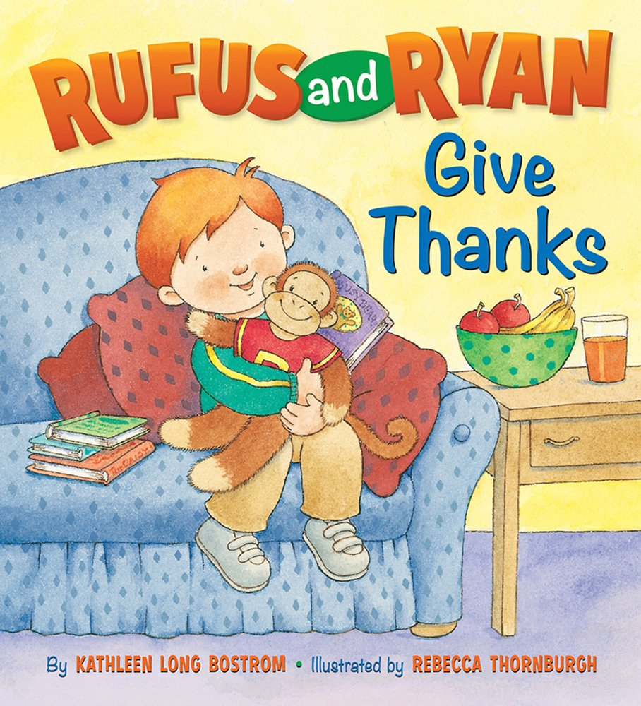 Image result for rufus and ryan give thanks