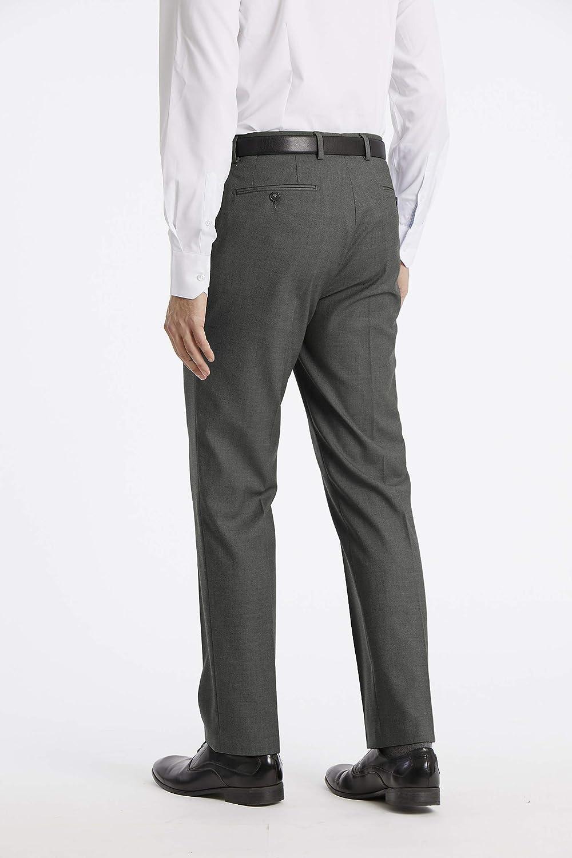 81229408dc83e White Slim Dress Pants – DACC