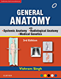 GENERAL ANATOMY Along with Systemic Anatomy Radiological Anatomy Medical Genetics