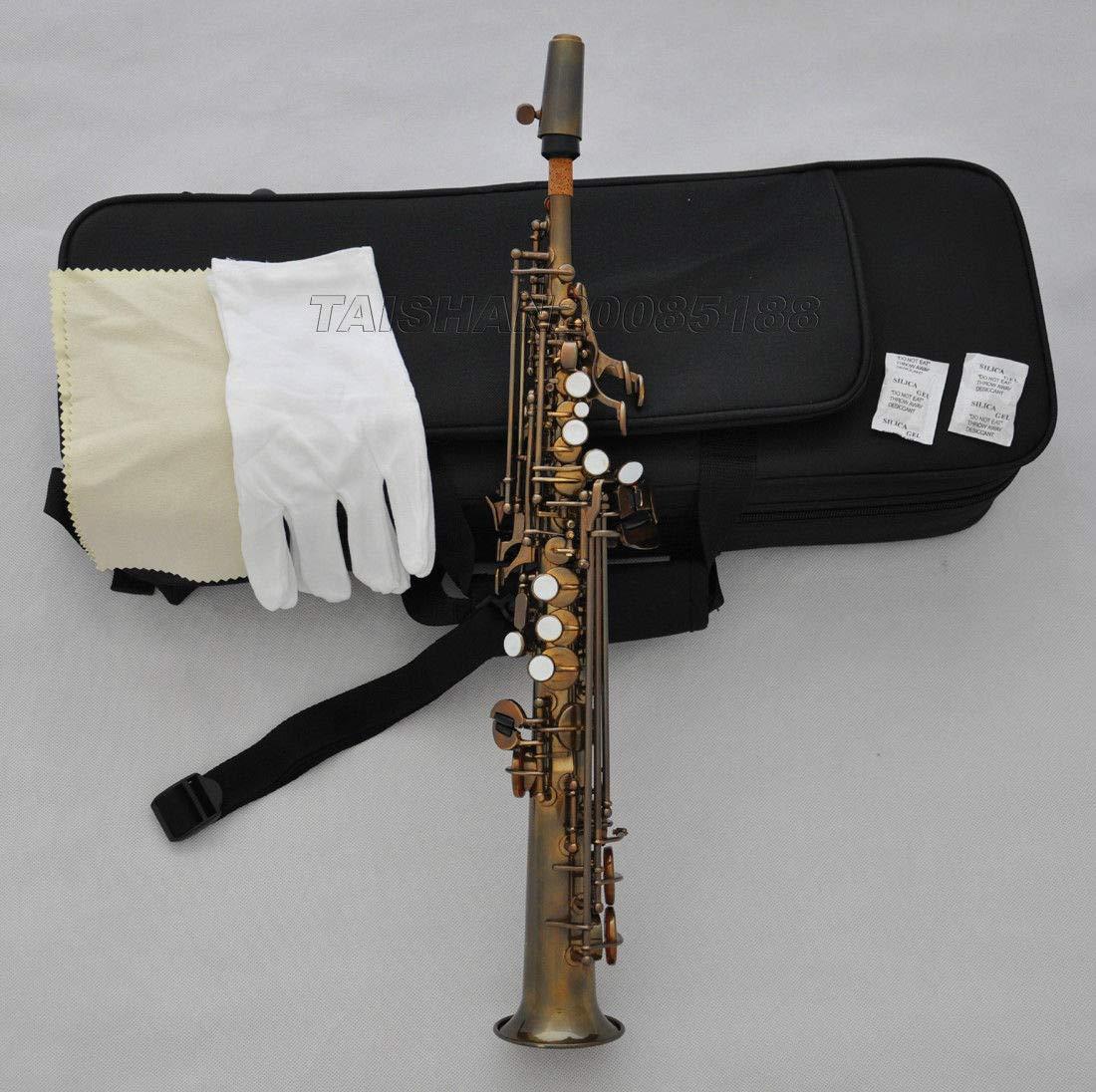 FidgetFidget Sopranino JINBAO Saxophone Eb Sax