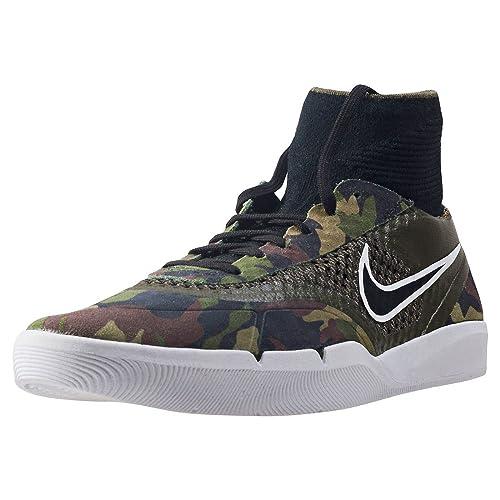 Nike SBHyperfeel Koston 3 - Sandalias con Cuña Hombre, Color Verde, Talla 41 EU: Amazon.es: Zapatos y complementos