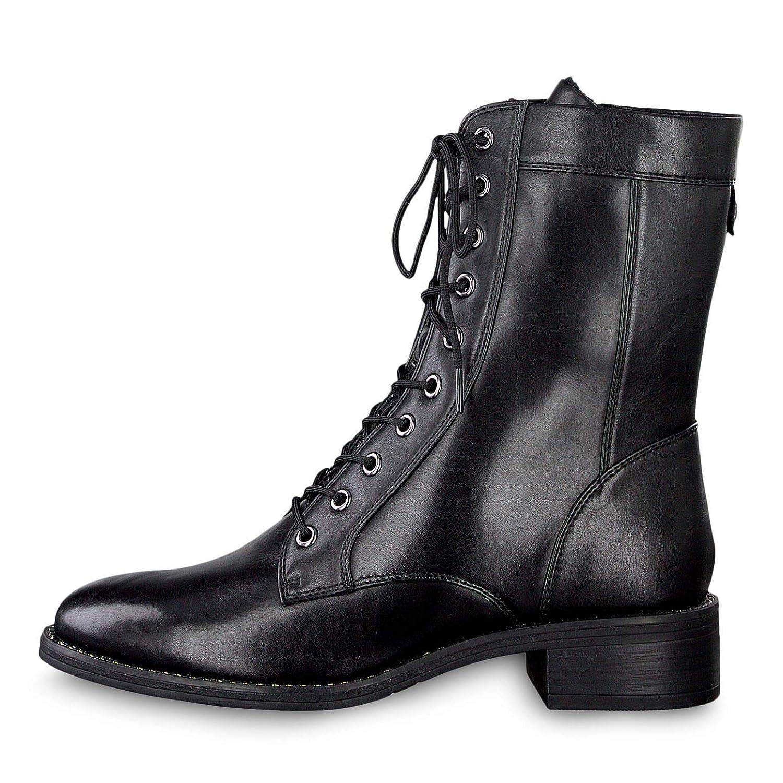 Tamaris Damenstiefeletten Marly | Trends 2016 | Combat boots