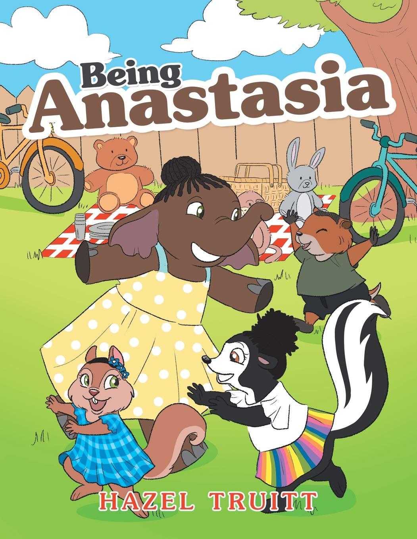 Being Anastasia ebook