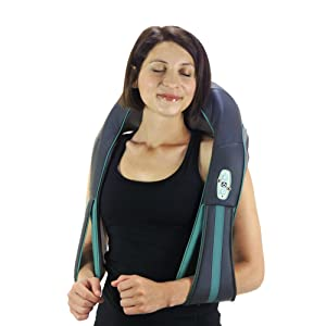 truMedic Instashiatsu Plus Neck and Shoulder Massager