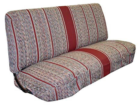 Fantastic Full Size Truck Bench Seat Covers Fits Chevrolet Dodge And Ford Trucks Burgundy Creativecarmelina Interior Chair Design Creativecarmelinacom