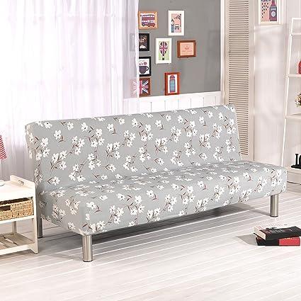 Copridivani con stampe floreali per divani/divani letti senza ...