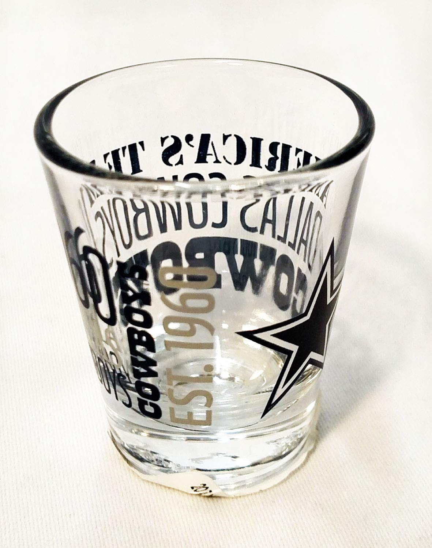 Dallas Cowboys 2 Oz Shot Glass By Boelter Brands