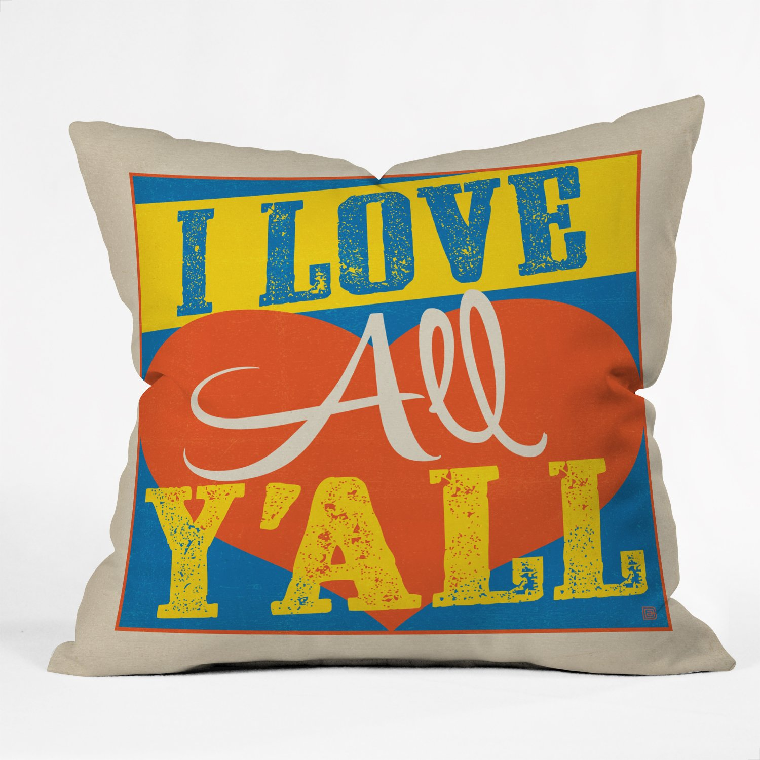 Deny Designs Anderson Design Group Arches Throw Pillow 16 x 16