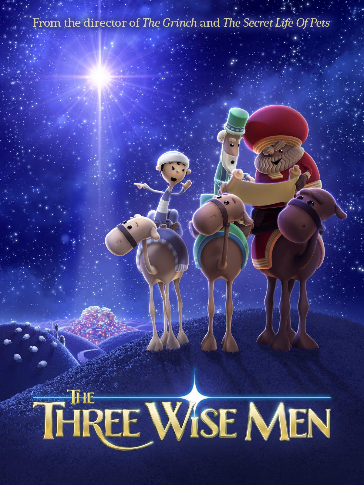 The Three Wise Men on Amazon Prime Video UK