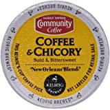 Community Coffee Amp Chicory Single Serve K Cups 12 Count