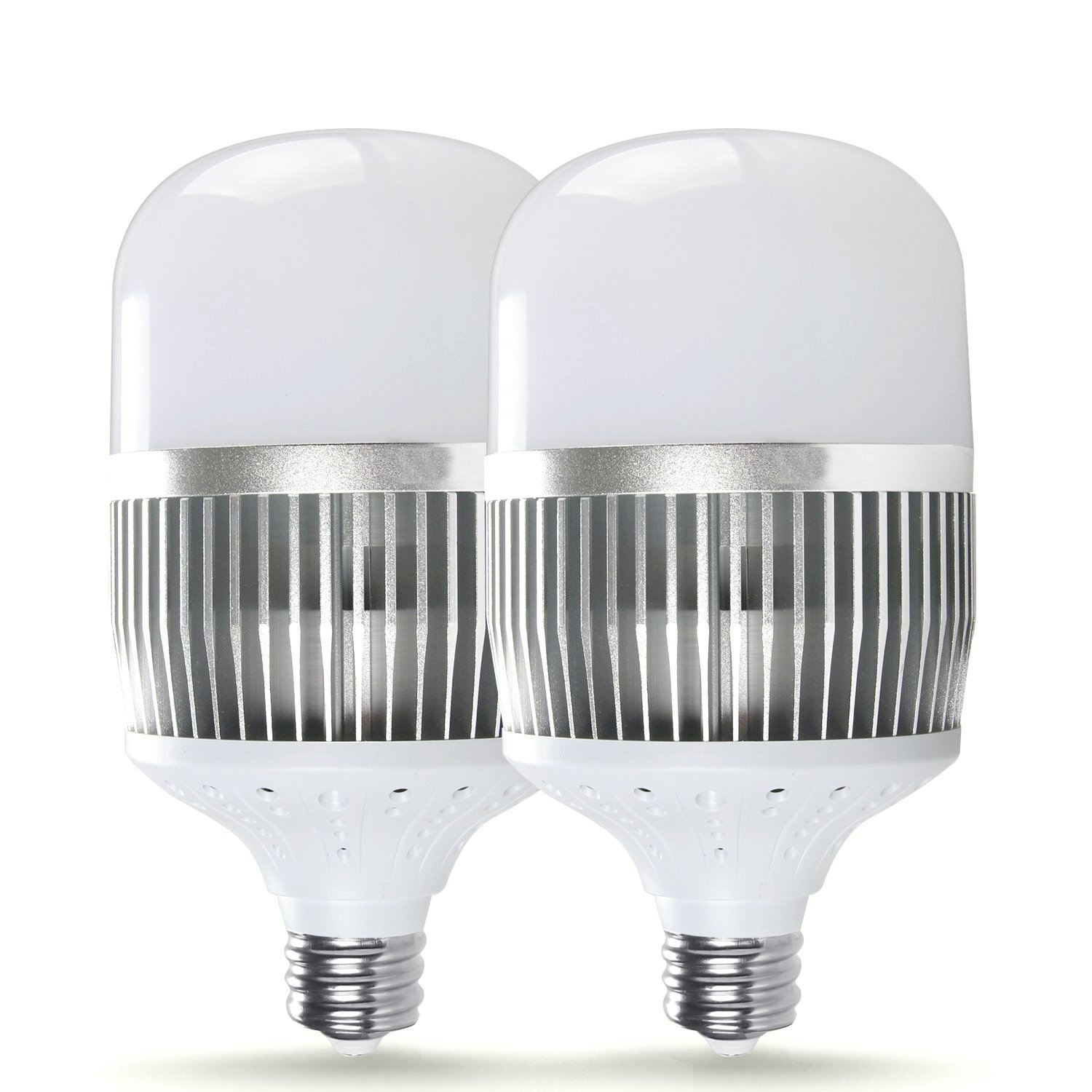 Best Rated In Commercial Street Area Lighting Helpful Customer Wiring Flouresent Lights Sunthin 2 Pack E39 Mogul Base Led Bulb Super Bright 500w Equivalent Metal Halide Replacement