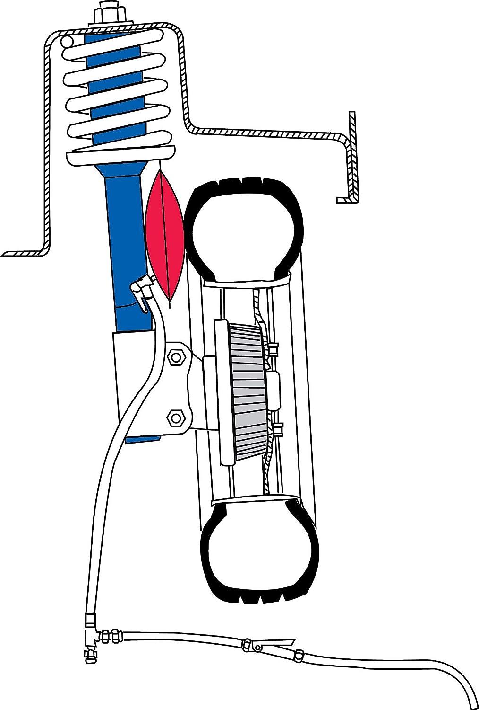 Tomcat One Man Camber Adjustment Tool John Dow TC614