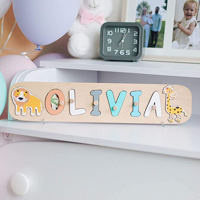 The Best Name Decor For Nursery