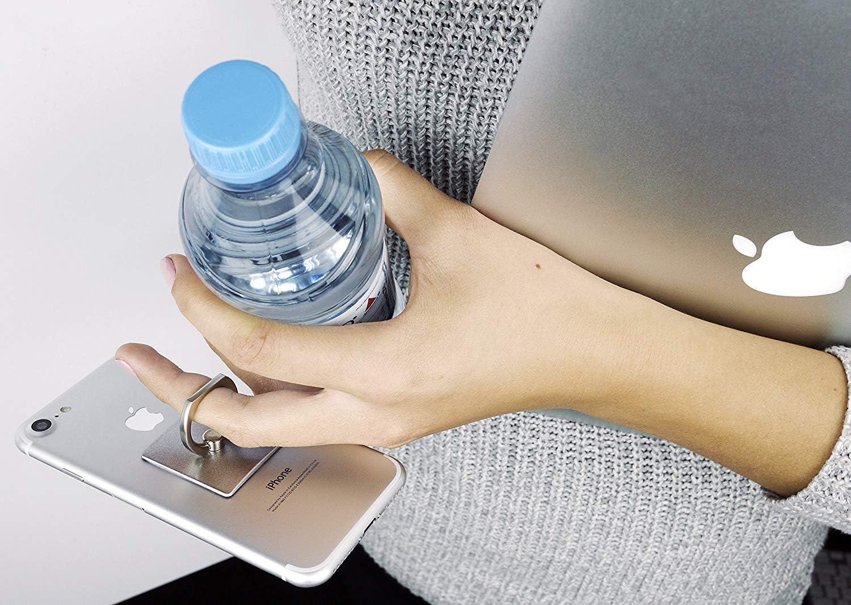 AccessOne Etui de Ceinture Housse Pochette Coque Universelle Compatible pour Huawei P8 Lite 2015 2016 Etui DE Ceinture 5 Pouces