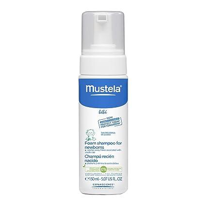 Mustela - Champú para recién nacido 150ml