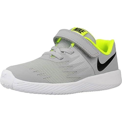 2977850528157 Zapatilla Infantil Nike Star Runner Gris  Amazon.es  Zapatos y complementos