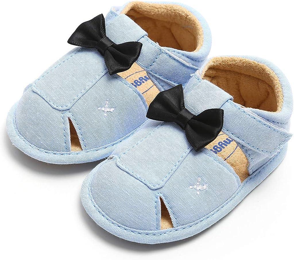 Baby Boys Girls Sandals Toddler Newborn