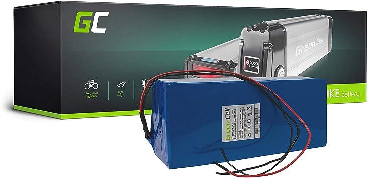 GC® Bateria Bicicleta Electrica 48V 17.4Ah con Celdas Originales Battery Pack Li-Ion: Amazon.es: Electrónica