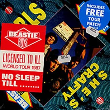 Girls She S Crafty Beastie Boys 7 45