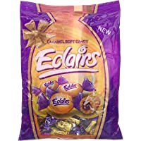 Sporting Eclairs Caramel Flavored Toffee - 32 Pieces