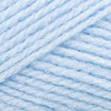 100g Double knitting Baby Blue Wool, BB5